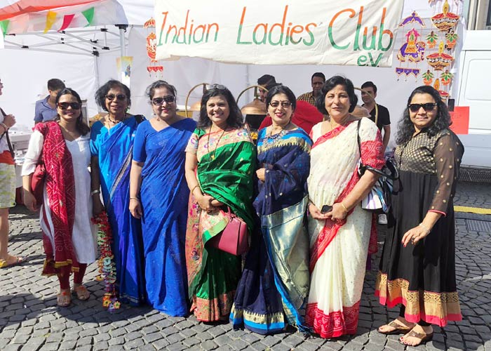 Indien Fest Rossmarkt Frankfurt 2