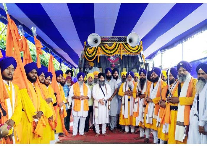 International Nagar Kirtan Bhubaneswar to Sambalpur