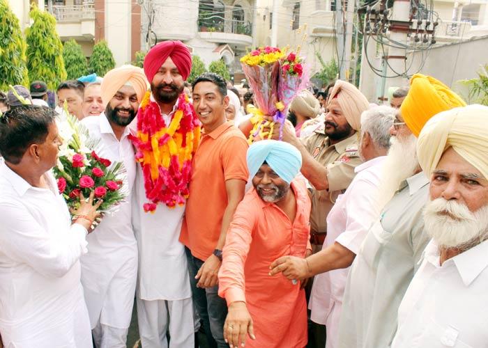 Jagbir Singh Brar welcome to Jalandhar 1