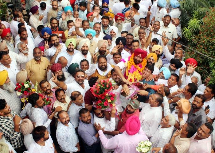 Jagbir Singh Brar welcome to Jalandhar 2