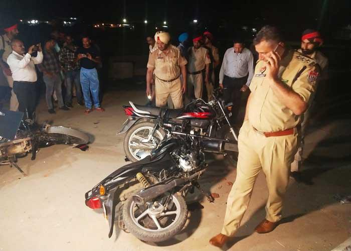Jalandhar Maqsudan Mandi Fight 2