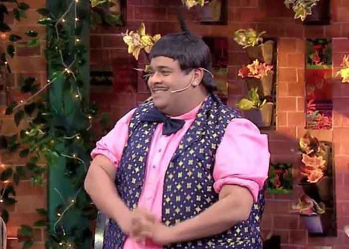 Kiku Sharda as baccha yadav