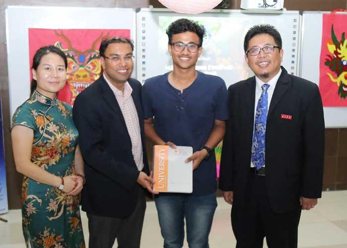 LPU Chinese Language Centre celebrates Moon Festival