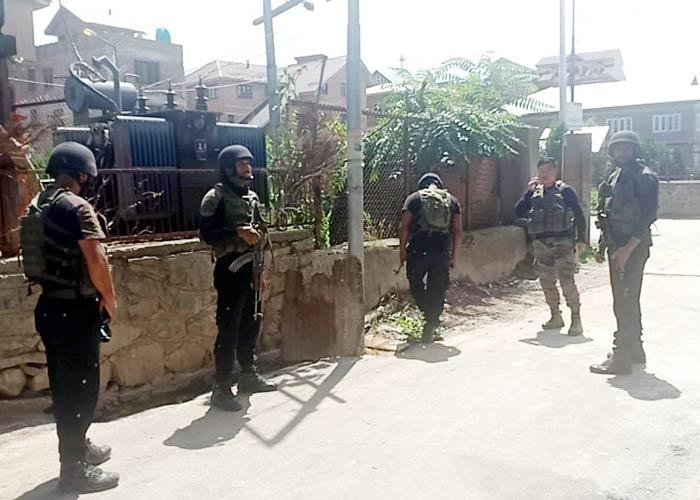 Militant behind attack in Sopore