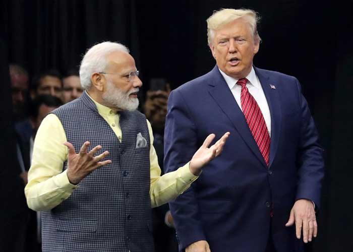 Modi Trump Howdy Modi