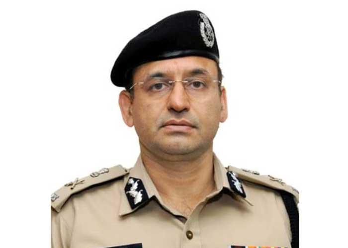 Navdeep Singh Virk ADGP