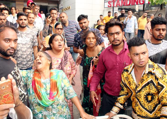 Parveen paji Jalandhar road accident Saleem Bhabhi 2