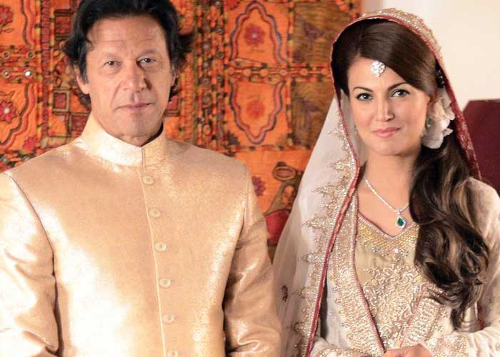 Reham Khan Imran Khan