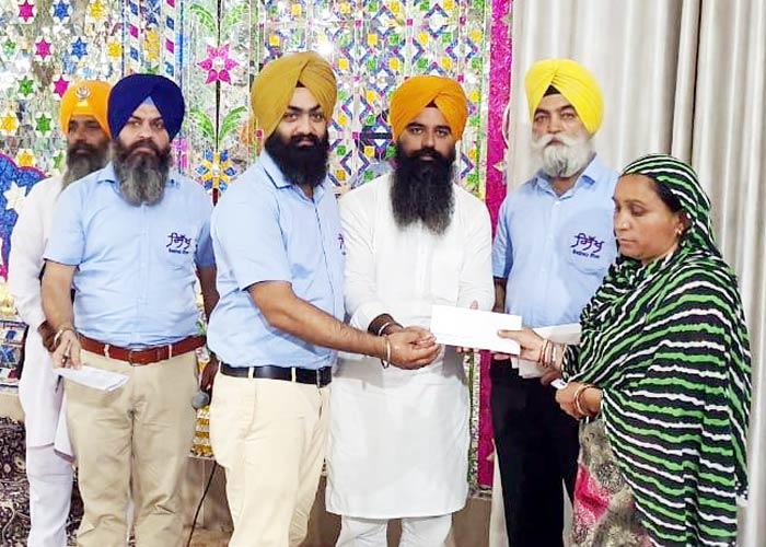 Sikh Welfare Council adopts flood village