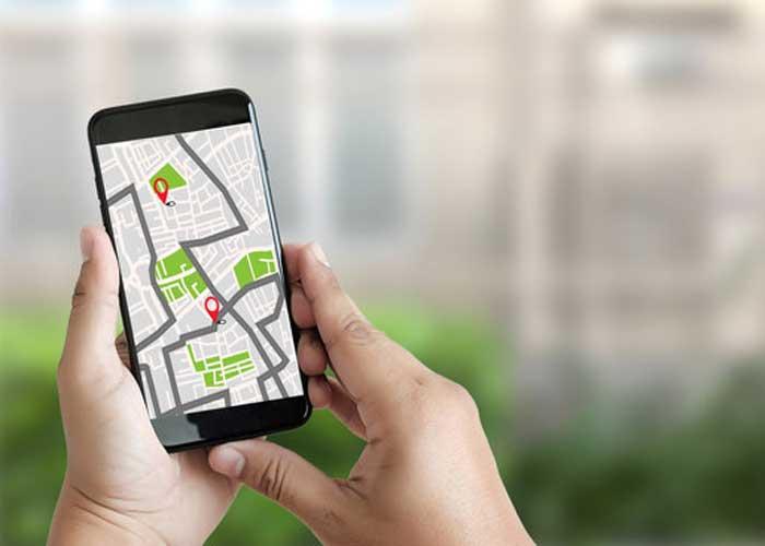 Smartphone GPS Tracker
