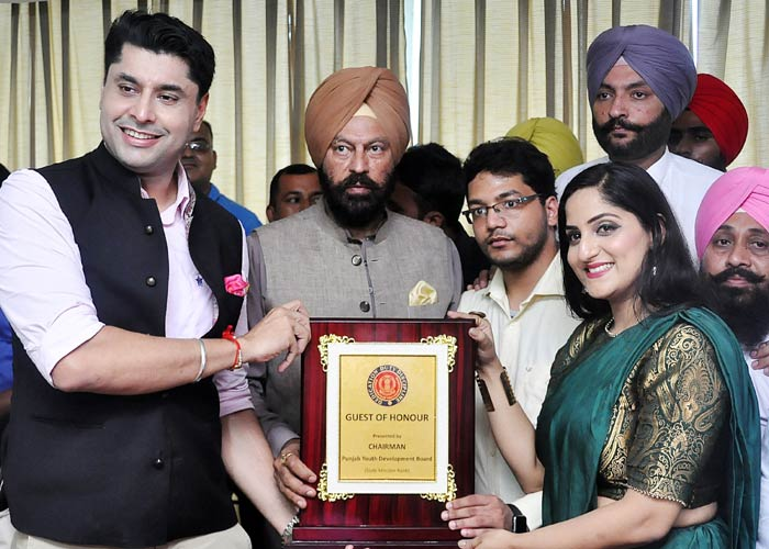 Sukhwinder Bindra Rana Gurmit Singh