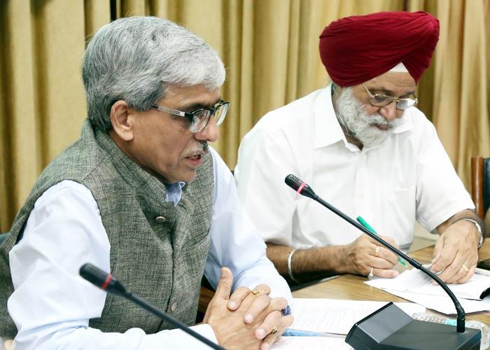 Suresh Kumar Indo Japanese Dialogue at PAU 1