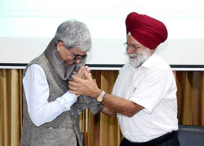 Suresh Kumar Indo Japanese Dialogue at PAU 2