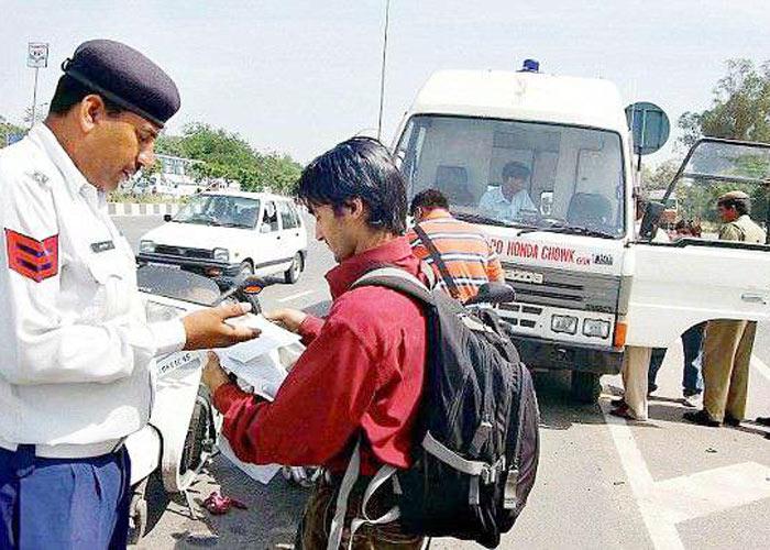 Traffic Police 1