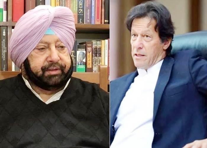 amrinder singh vs imran khan