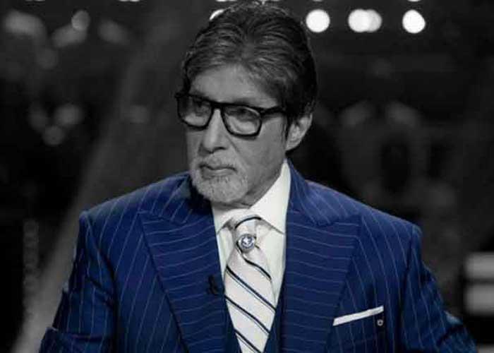 Amitabh Bachchan ad sparks