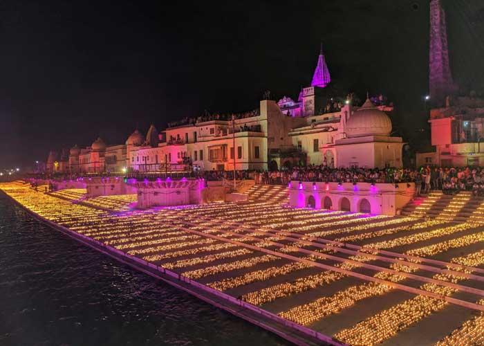 Ayodhya Deepotsav 2019 Diya
