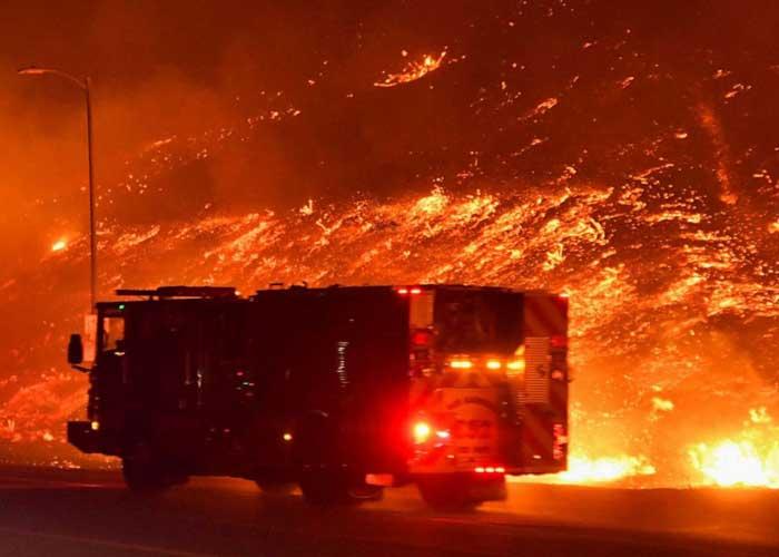 California wildfires 2019