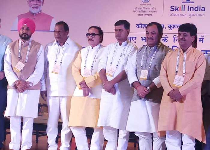 Charanjit Channi Ministers Conclave Delhi 1