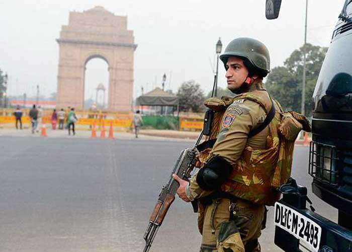 Delhi Police Security