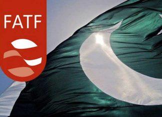 FATF Pakistan Flag