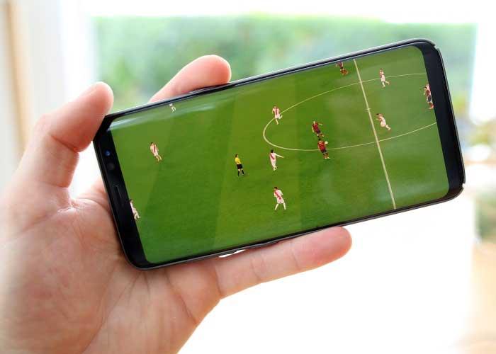 Football Game Smartphone