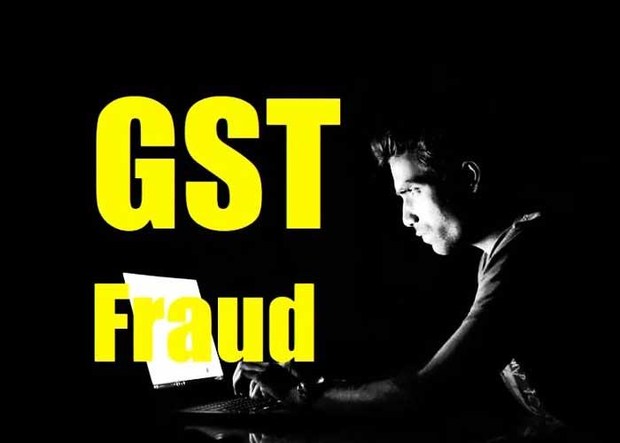 GST Fraud Logo