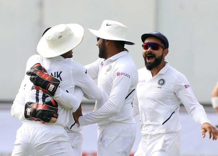 India SA Pune Test 13Oct19
