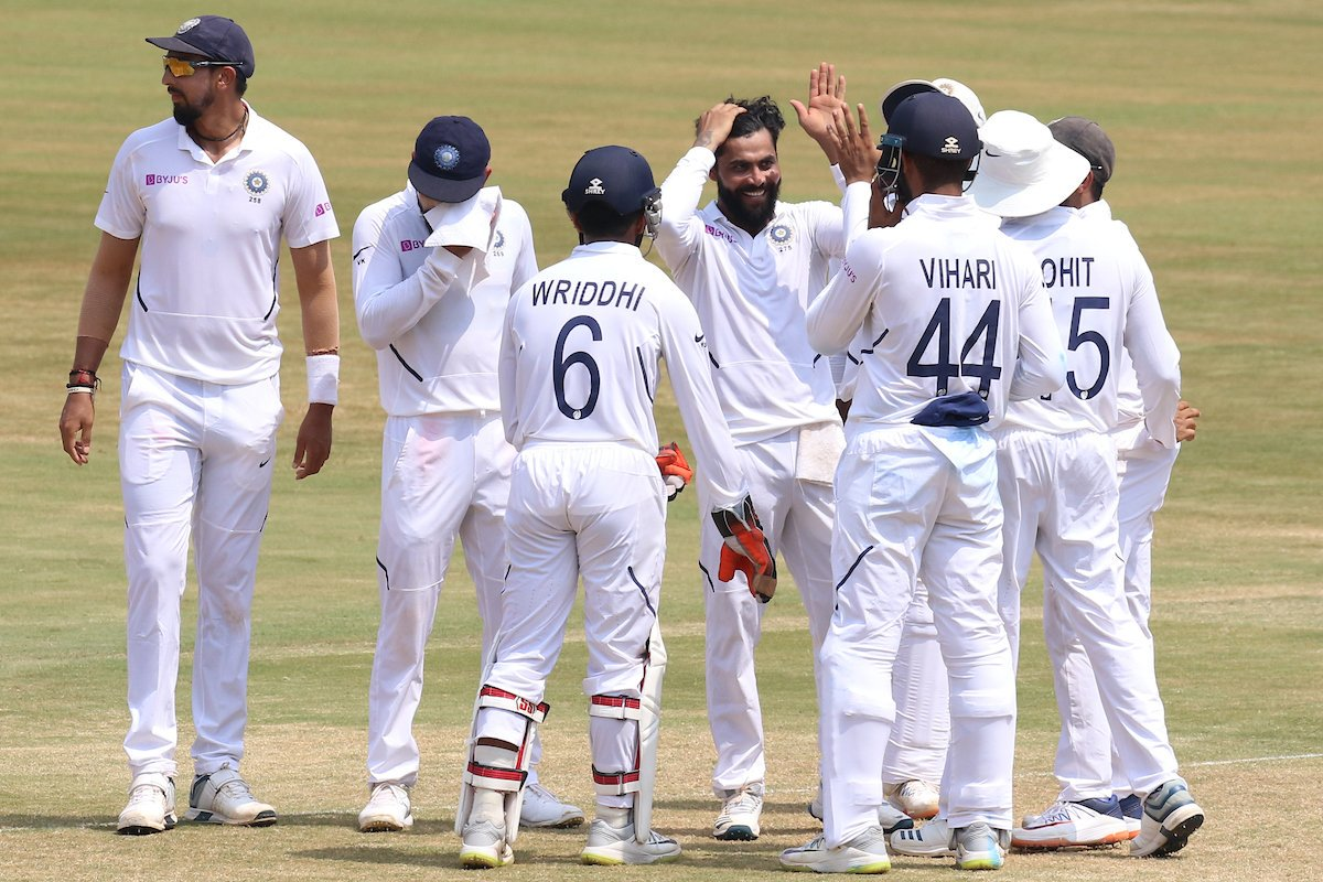 India SA Test 6Oct19