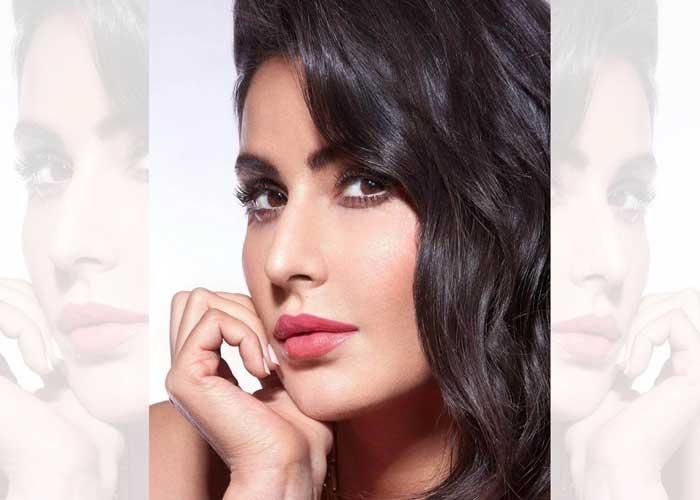 Katrina Kaif 3D Lips