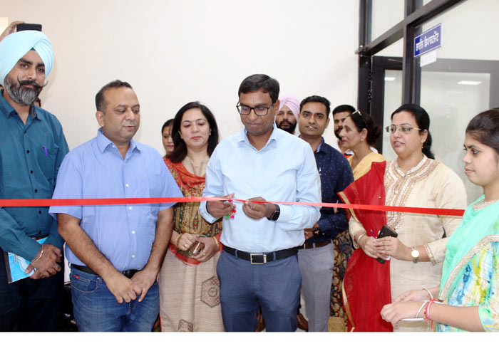 Ludhiana DC inaugurates 1st batch