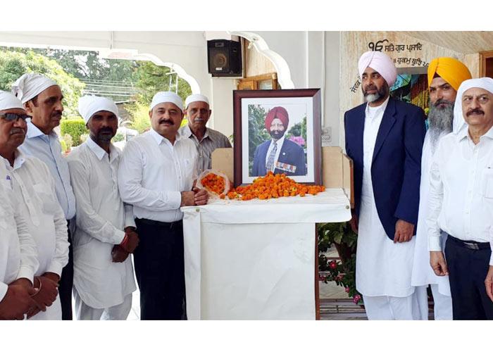 Manpreet Badal tribute Kuldip Chandpuri