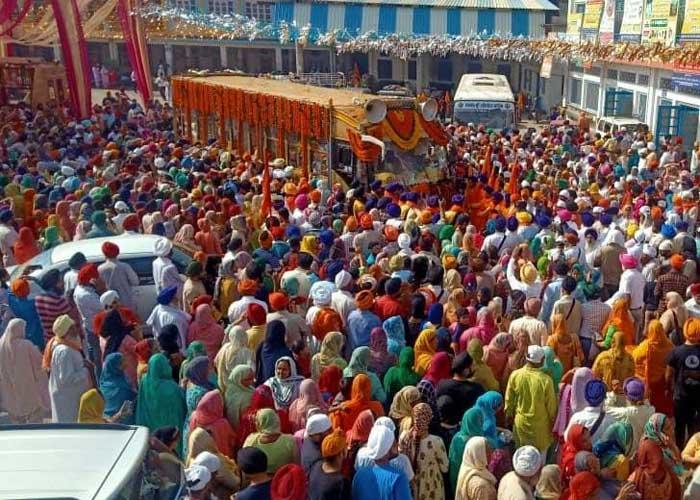 Nagar Kirtan International at Karnal