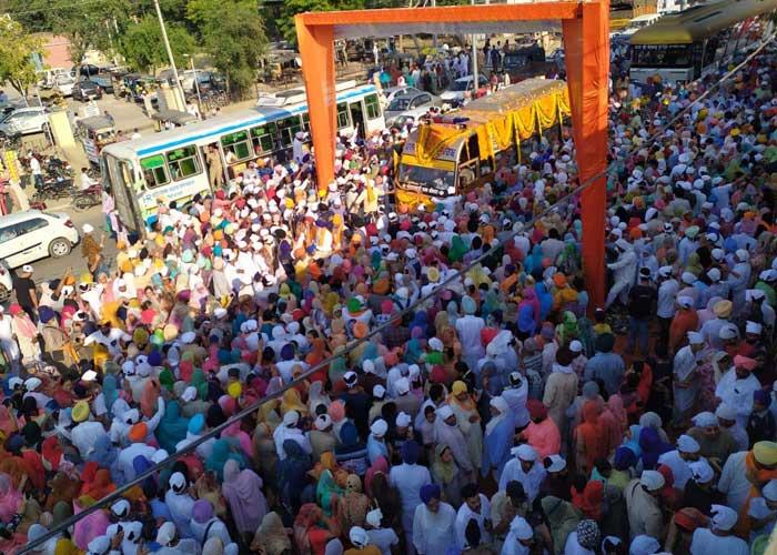 Nagar Kirtan International at Sirsa