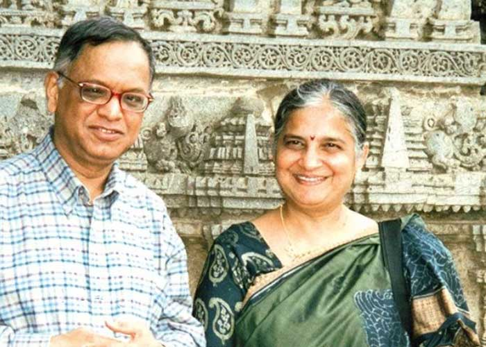 Bollywood film on Infosys co-founder Narayana Murthy and wife ...
