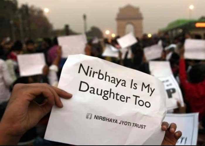 Nirbhaya Gangrape Protest