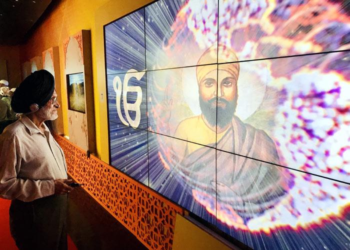Parkash Purab Digital Museum 2 at Ludhiana