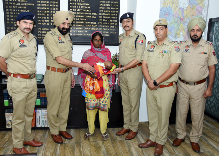 Patiala Police busts child lifting gang