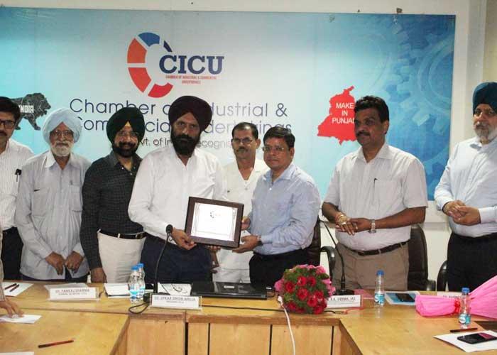 Punjab CICU GNDEC Innovation ecosystem