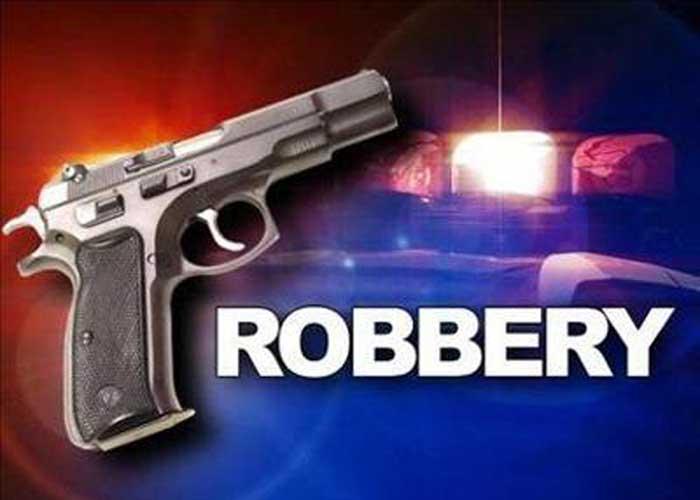 Robbery Pistol