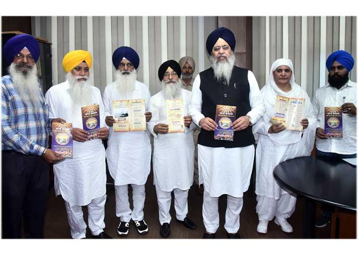 SGPC announce Prakash Purab Events