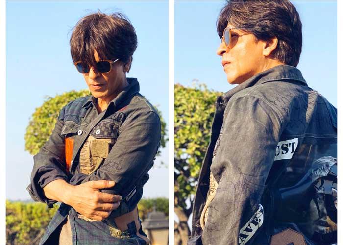 Shah Rukh Khan jacket