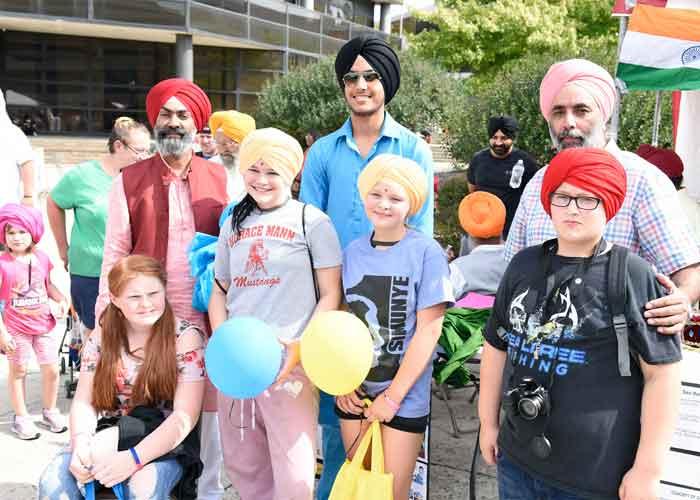 Springfield Ohio Culture Fest Sikhs 1