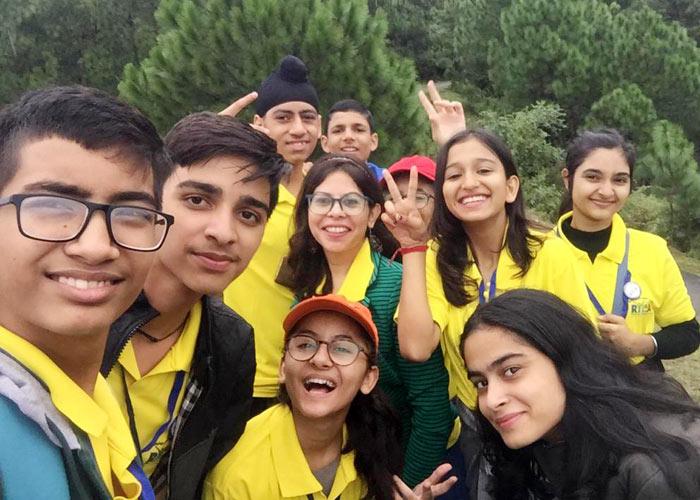 Sri Aurbindo School Rotary Youth Awards