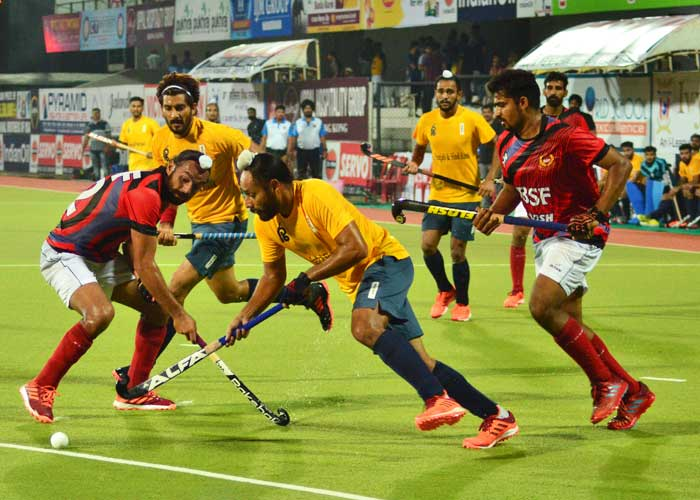 Surjit Hockey Match 10Oct19