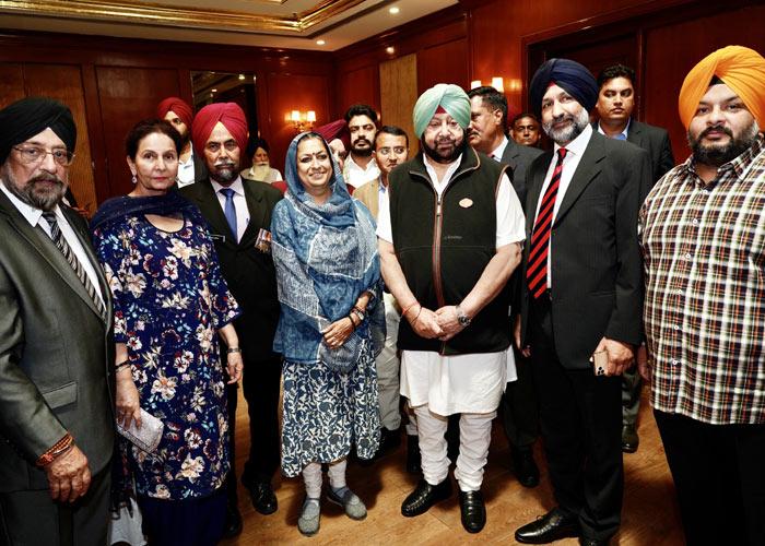 Amarinder assures Punjabi Diaspora