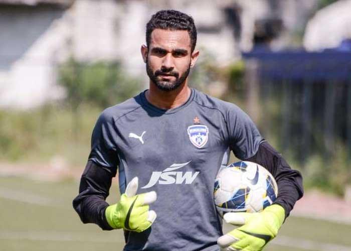 Amrinder Singh Goalkeeper