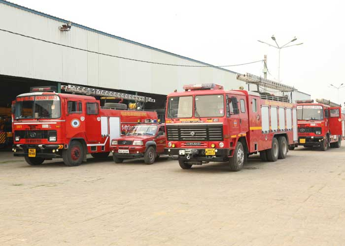 Fire Brigade Sultanpur Lodhi