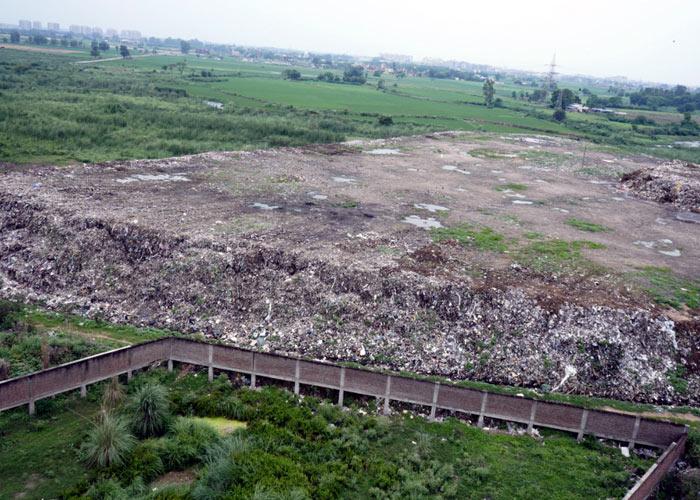 Garbage Yard Mohali