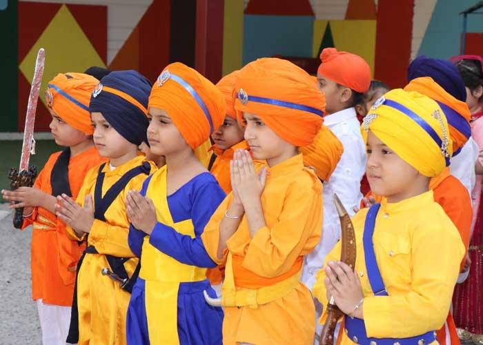 INNOKIDS Innocent Hearts celebrate 550th Prakash Utsav